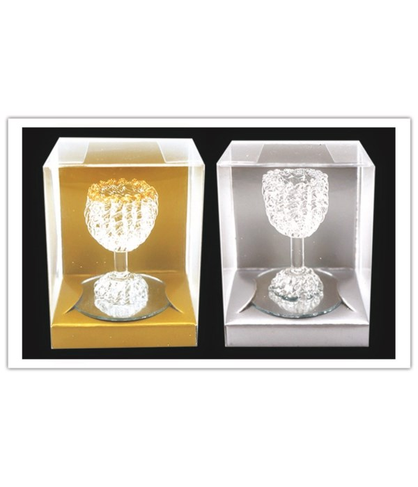 crystal wine cup 12/288s