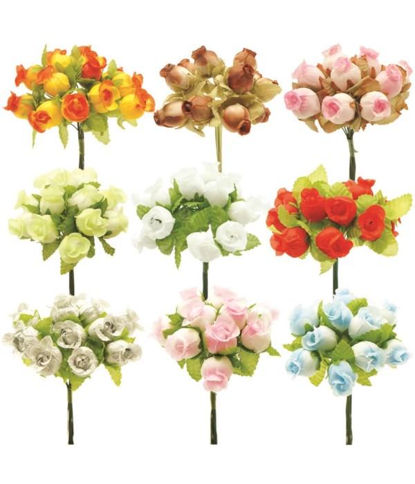 6 rose bud 12/720s