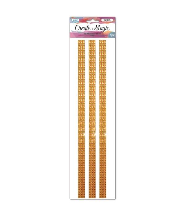 sticker gold 12/600s