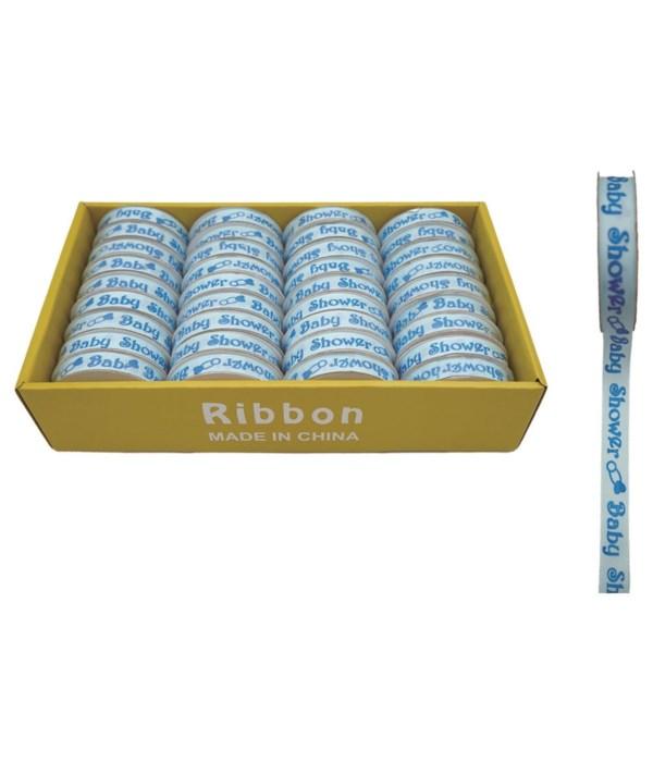 ribbon baby shower 36/864s