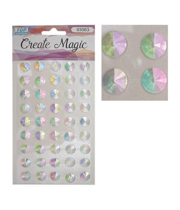 rhinestone stickers 24/600s