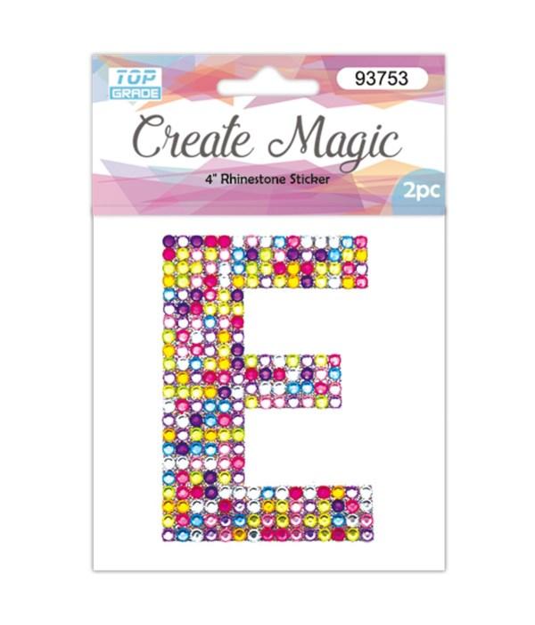 rhinestone sticker E 12/600s