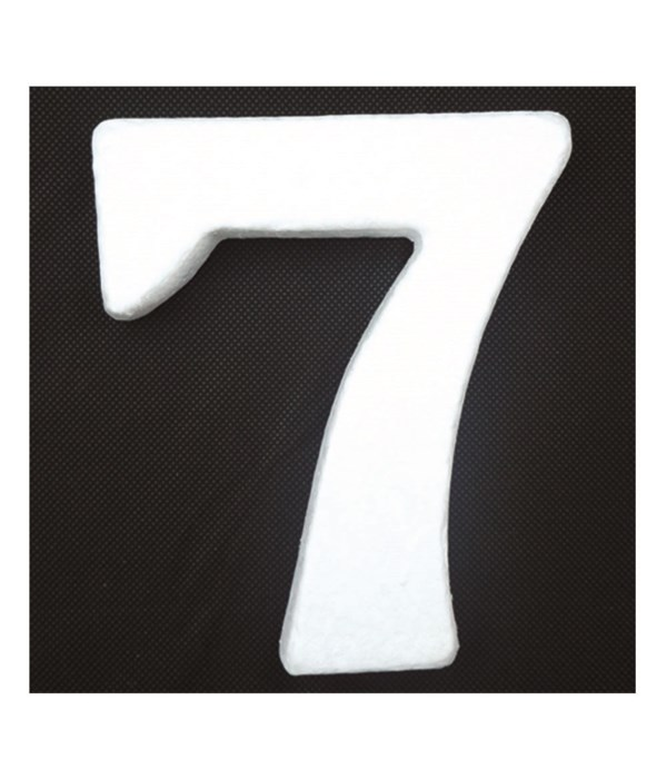"6"" foam number 7 6/120's"