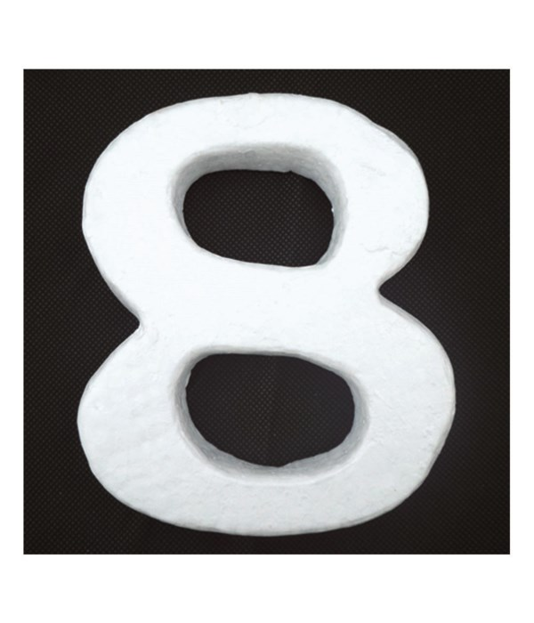 "6"" foam number 8 6/120's"
