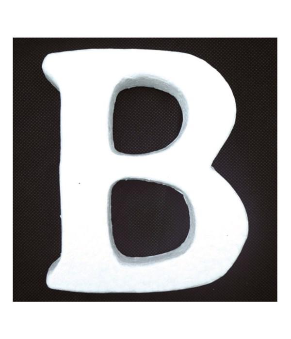 """6"""" foam letter B 6/120's"""