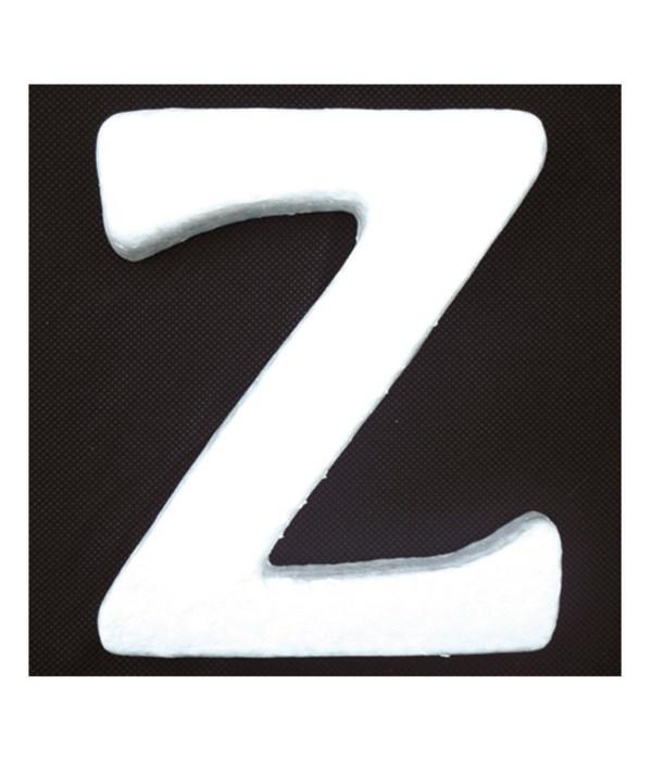 """6"""" foam letter Z 6/120s"""