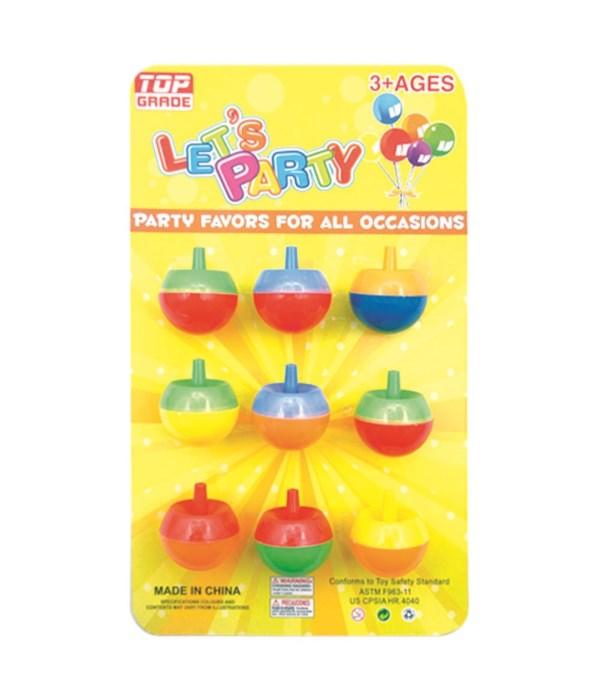 party favor 9pc apple