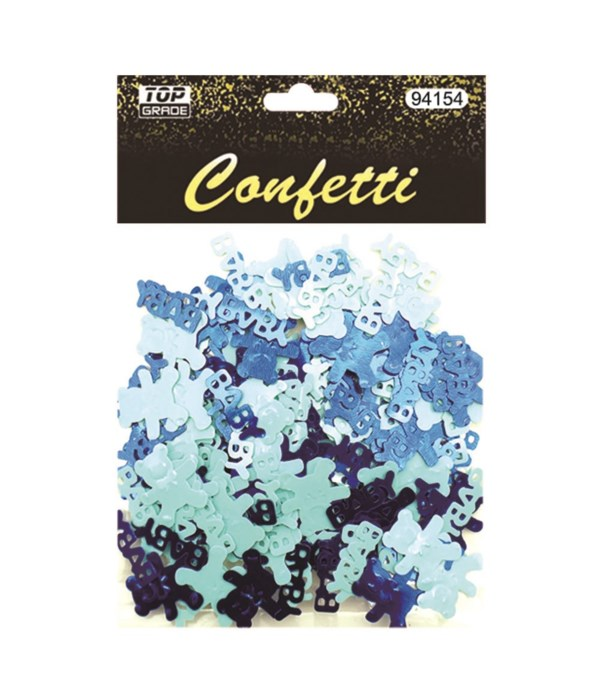 confetti bb bear blue 12/288s