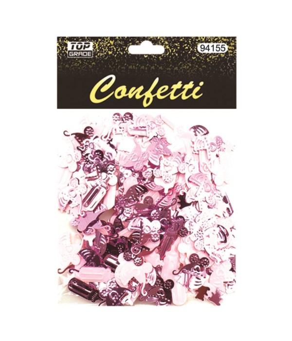 confe btl+carriage pink 12/288