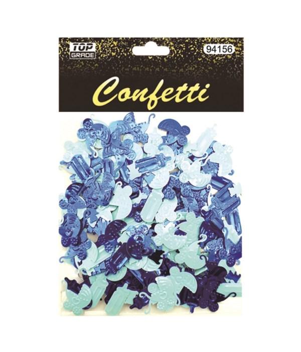 confe btl+carriage blue 12/288