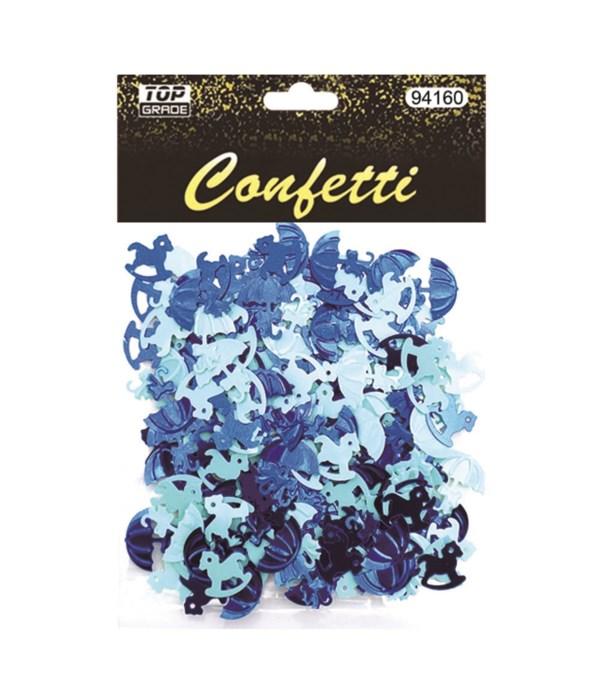 confetti pony+umbrella 12/288s