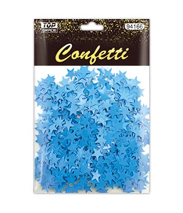 confetti star bb-blue 12/288s