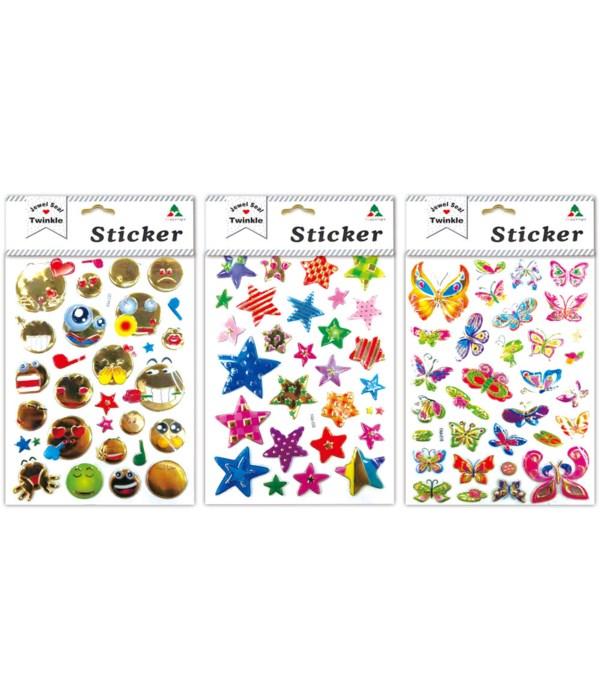 Sticker 12/600s