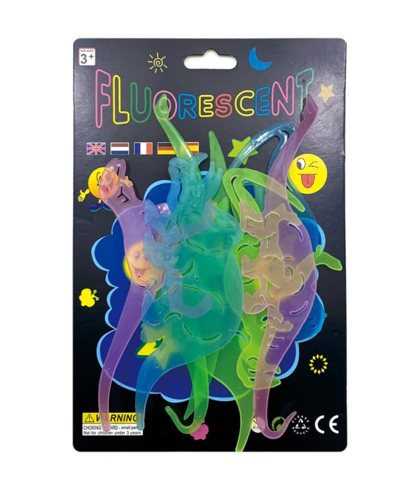 glow sticker dolphin 24/144s