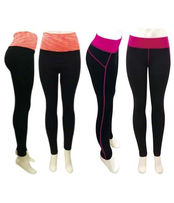 lady's sport pants 12/48s