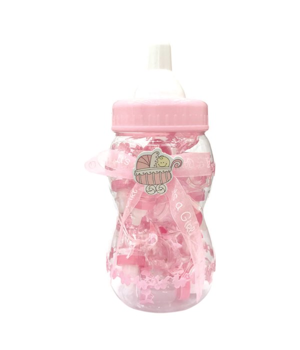 giant baby bottle bb-pink 12s