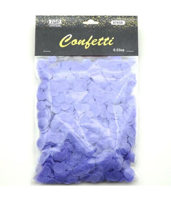 15g rd confetti purple 12/432