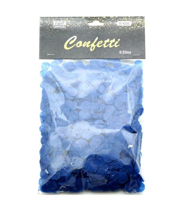 15g rd confetti R.blue 12/432s