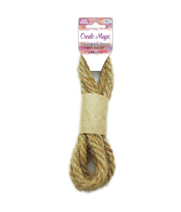 sisal jute rope 12/600s