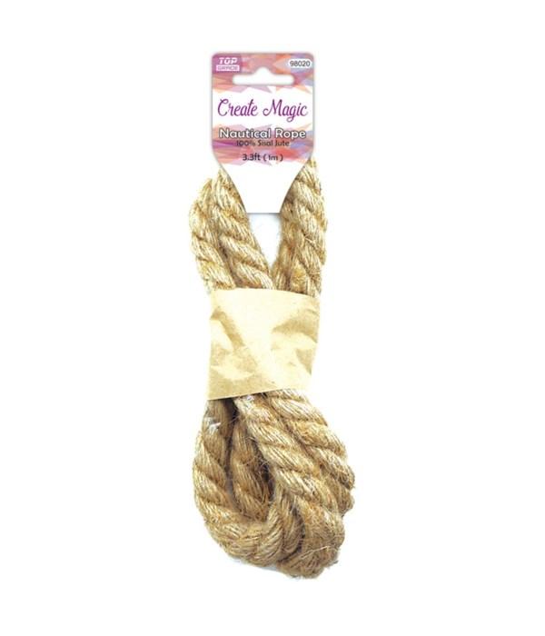 sisal jute rope 12/240s