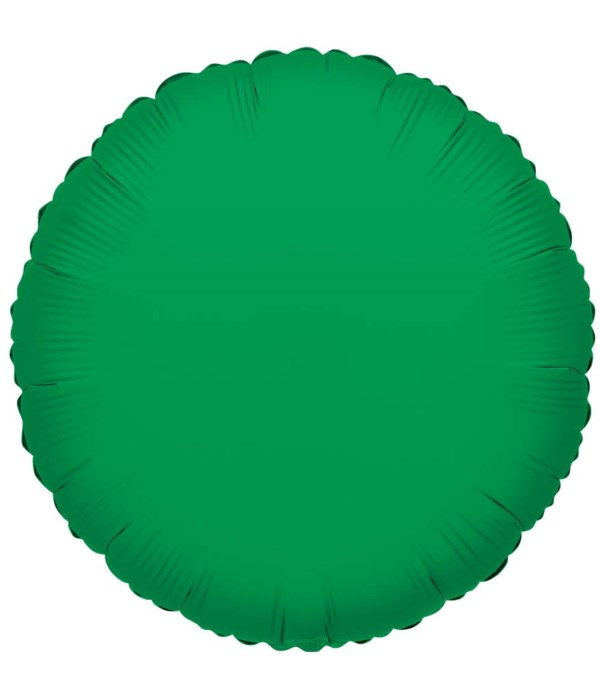 2-side solid/rd green 25's