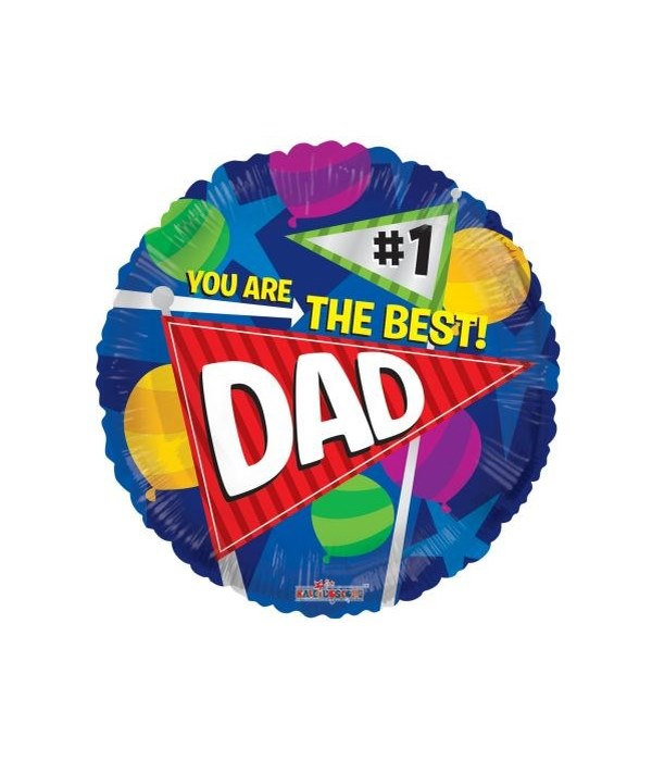 """2-side """"You Are The Best Dad"""""""