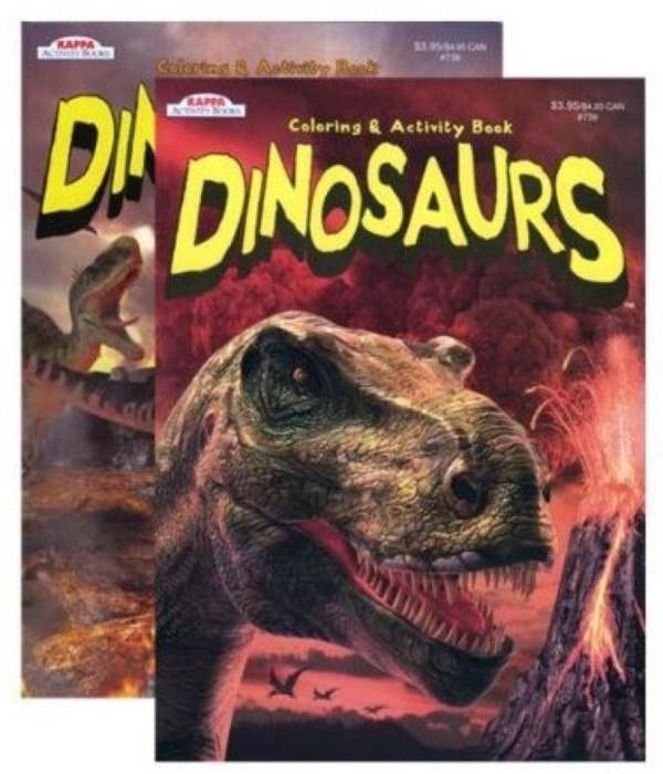 gigantic dinosaur fun 80s