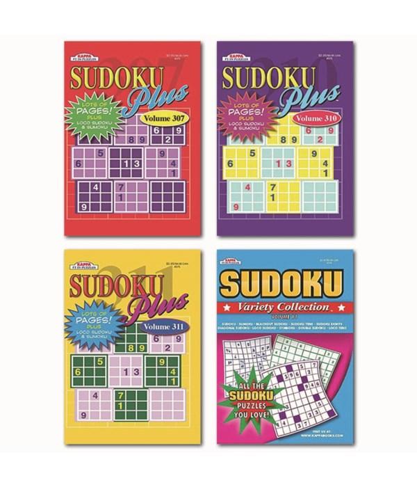 sudoku plus puzzles 72s