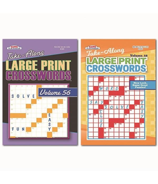 large print crosswords 72s