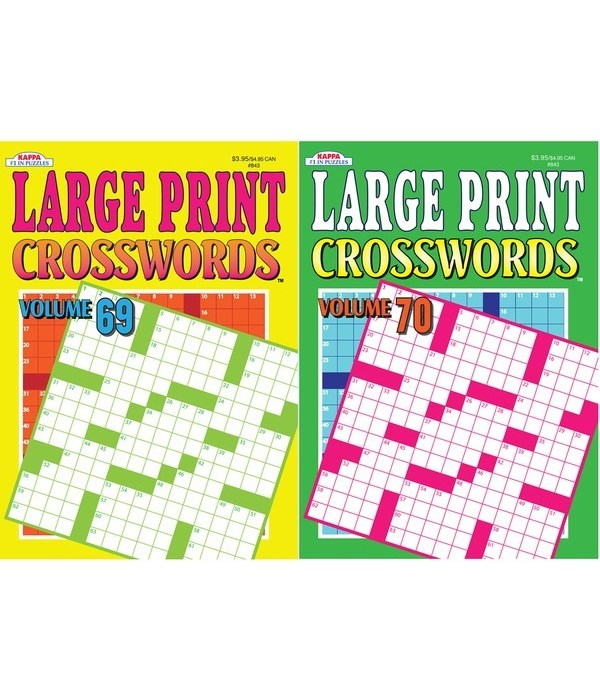 large print word find 72s