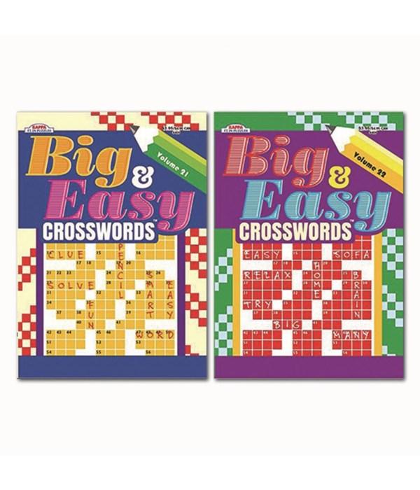 big & easy crosswords 80s