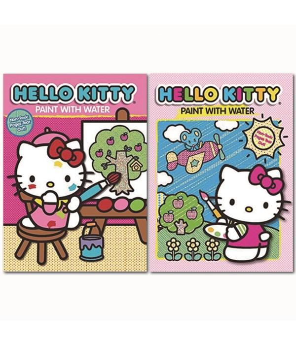 Hello Kitty Paint w/water 48s