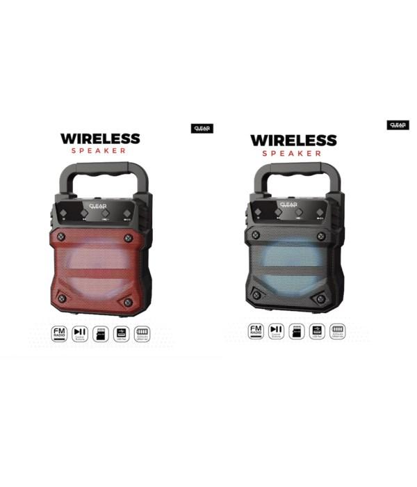 Speaker(FM,led light,micro SD