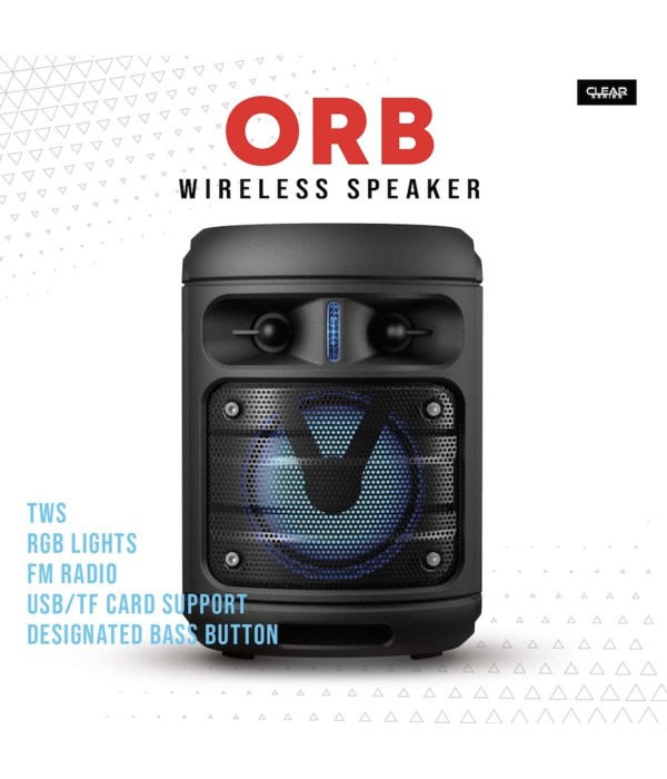 Wireless Speaker with led