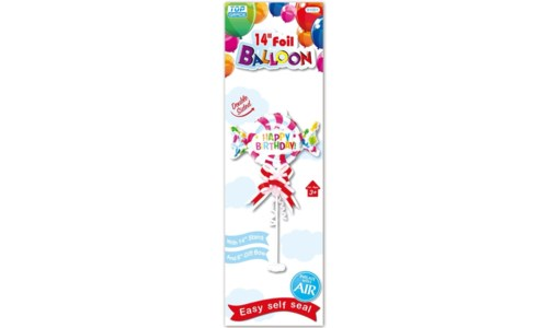 BALLOON WITH STAND