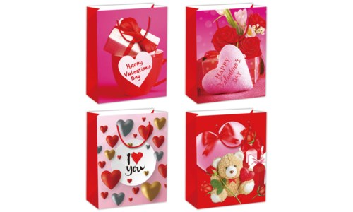 GIFT BAGS & MORE