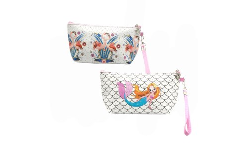POUCHES AND PURSES