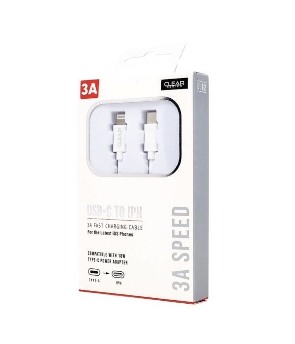 3A Cable USB-C Iphone
