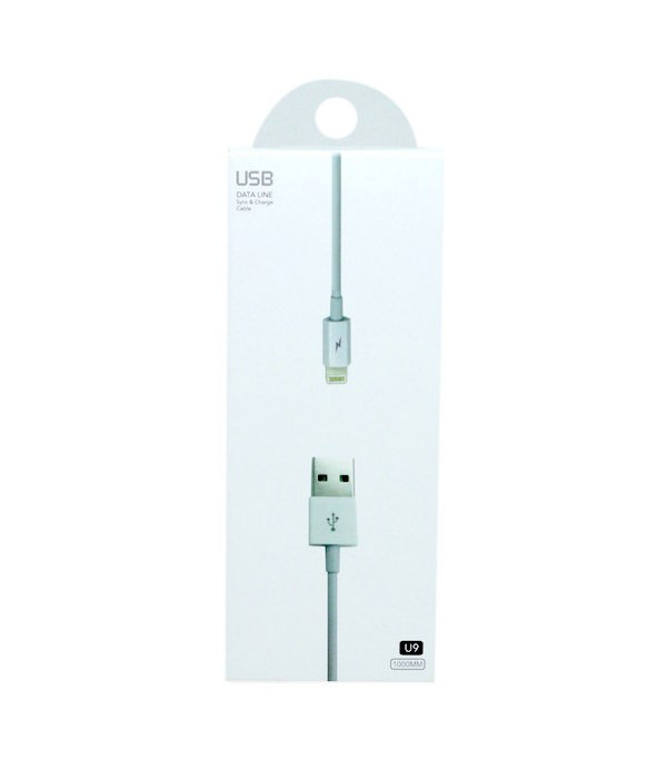 U10 iphone usb cable 10s
