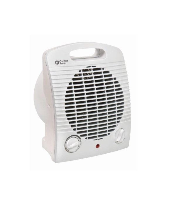 heater small wht 6s