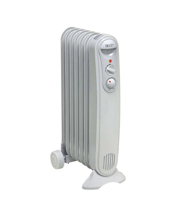heater slim oil radiator 1s