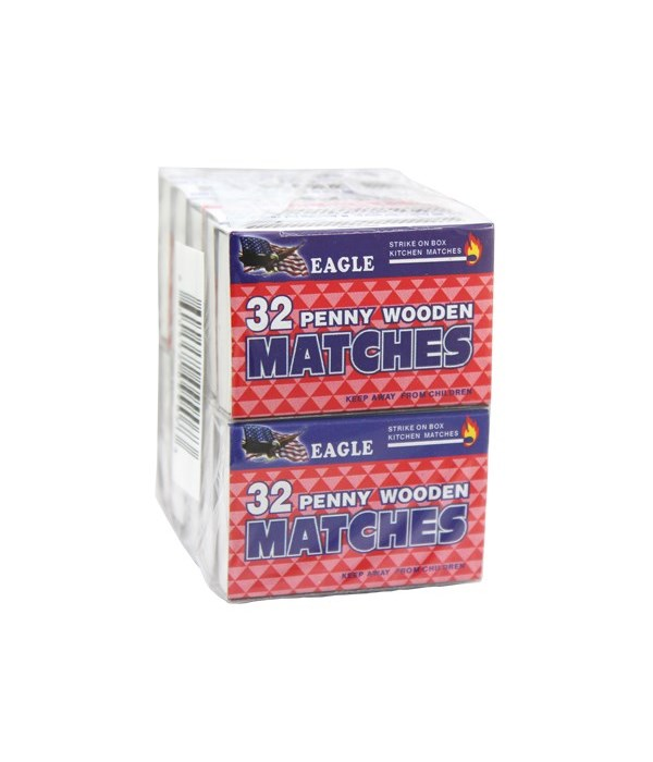 #15011 match 10pk penny 32ct