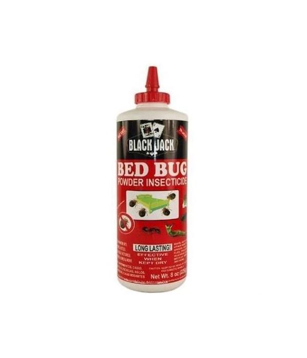 BLACKJACK bed bug powder 6s