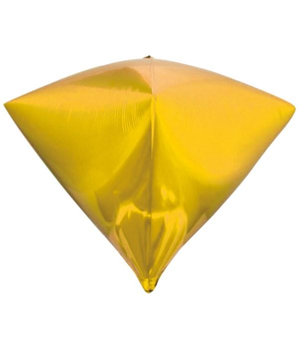 diamond balloon gold 20/1000s