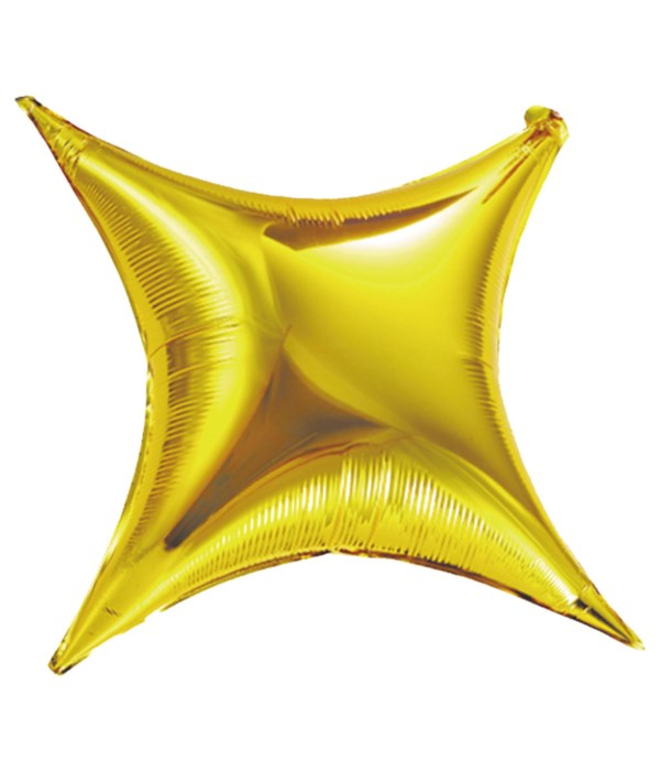 star balloon gold 10/500s