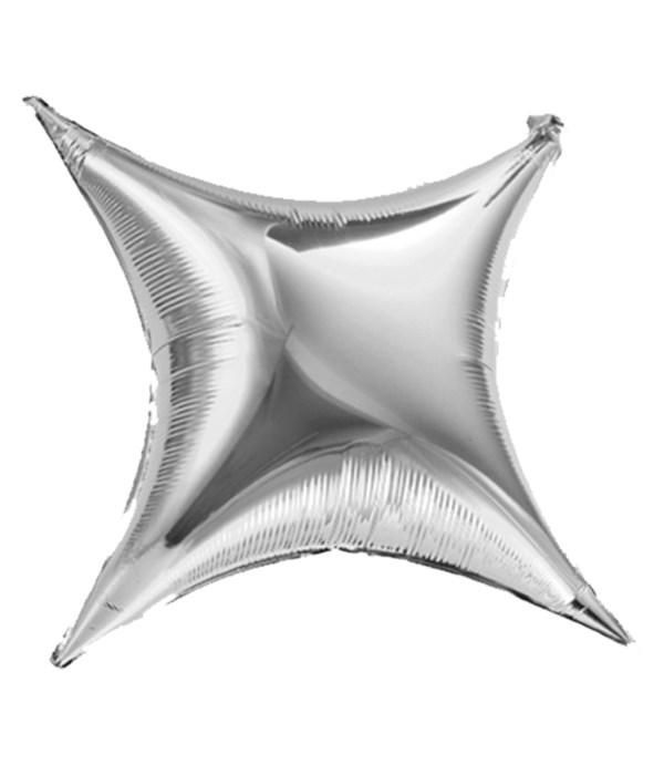 star balloon silver 10/500s