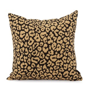 "16"" x 16"" Cougar Harvest Pillow"