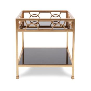 Kyron Metal Side Table
