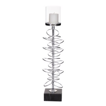 Ring Toss Candle Holder, Large