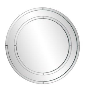 Del Noble Round Mirror